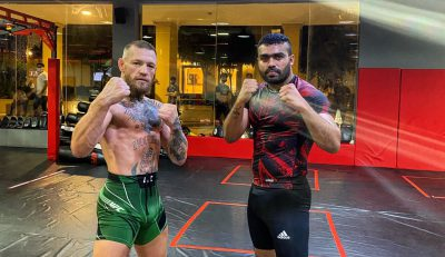 I stand with India in their fight against Covid-19, says notorious Conor McGregor