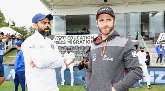 If Kane Williamson was Indian, not Virat Kohli but he would be greatest player in the world: Michael Vaughan. Pic/Twitter