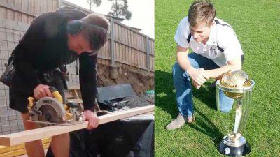 Xavier Doherty: Australia Test bowler turned Carpenter