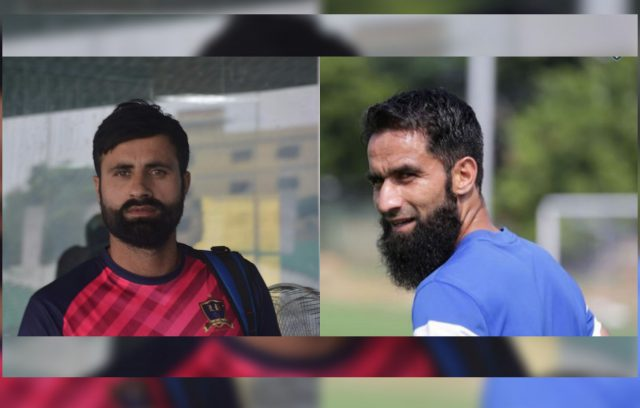 Parvez Rasool, Mehraj ud Din Wadoo asked to get ready & train J&K youth