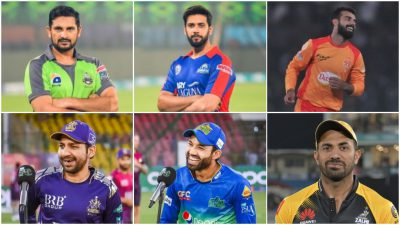 Captains excited as PSL set to resume in Abu Dhabi