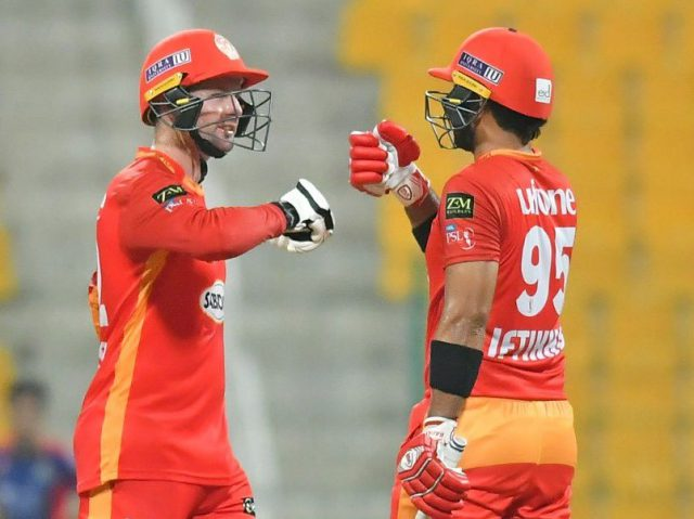 PSL: Iftikhar Ahmed, Colin Munro script Islamabad United's 8-wicket win over Karachi Kings. Pic/PCB