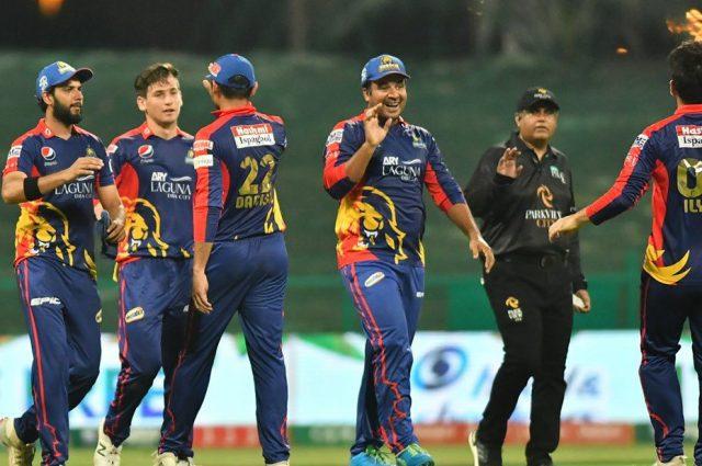Babar Azam, Noor Ahmed star as Karachi Kings beat Lahore Qalandars in a thriller. Pic/PSL