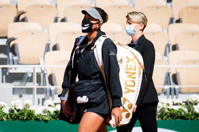 Naomi Osaka withdraws from French Open after expulsion threat over media boycott. Pic/Naomi Osaka