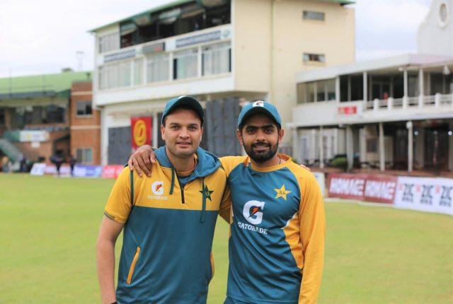 Babar Azam toughest batsman to bowl at, says Usman Qadir. Pic/PSL