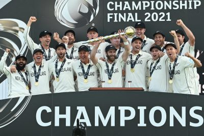 WTC Final: Kane Williamson and Ross Taylor steer New Zealand to historic victory