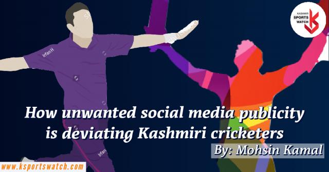 Kashmir cricketers
