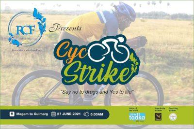 RCF CYC Strike cycling championship om June 27