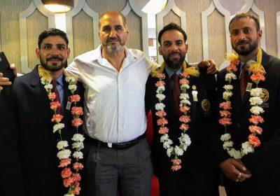 WGAJK felicitates Mount Everest climbers of JIM&WS in Srinagar