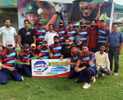 Boom Boom Tourney: All-round Waseem Raza stars for PCC Pattan