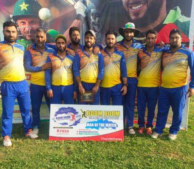 Boom Boom Tourney: FCC Buchpora beat Bhat Sports Hail