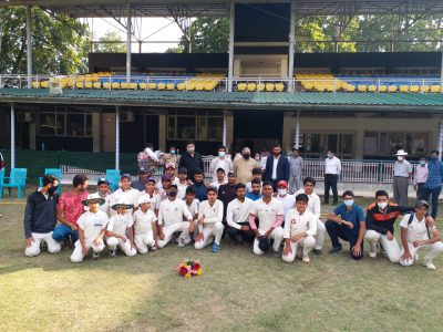 Day after taking charge, JKCA organises 2-day match in Srinagar