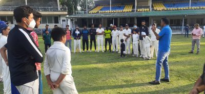 No COVID-19 Vaccine, No Cricket: JKCA to Cricketers