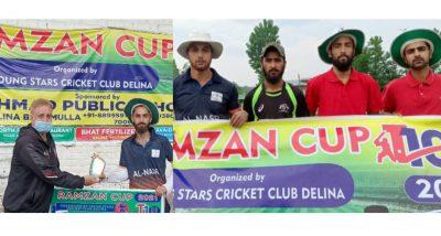 Ramzan Cup: Sultan Warriors beat Chinar Cricket Club