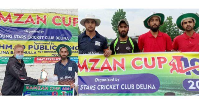 Ramzan Cup: Sultan Warriors beat Chinar Cricket Club. Pic/KSW