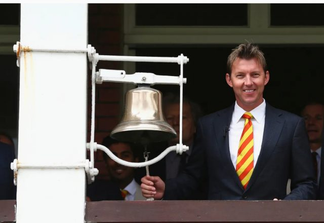 Interview : New Zealand have slight edge over India on World Test Championship  final, says Brett Lee. Pic/ICC