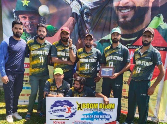 Boom Boom Tourney: Ishfaq, Nasir star in Yatto Tigers win. Pic/BBS Tourney