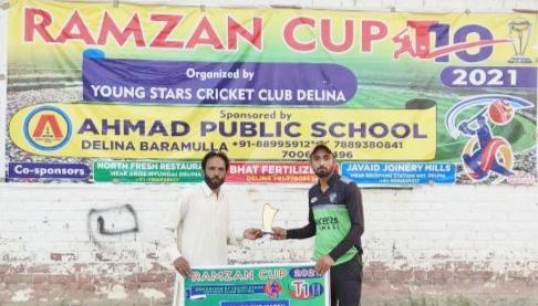 Ramzan Cup T10: RCC Delina beat Qazi Ghani Sports on way to semifinal. Pic/KSW