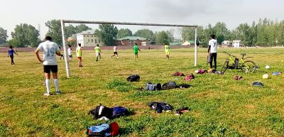 J&K Football Association issues notice for registration of clubs