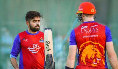 When batsman gets stuck, it is important to take singles: Babar Azam