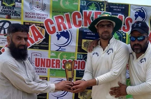 Challengers T20 Trophy : HCC Hatigam beat Young Rising Matipora . Pic/KSW