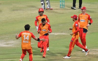 Asif Ali, Musa Khan orchestrate Islamabad United's 28-run win over Lahore Qalandars