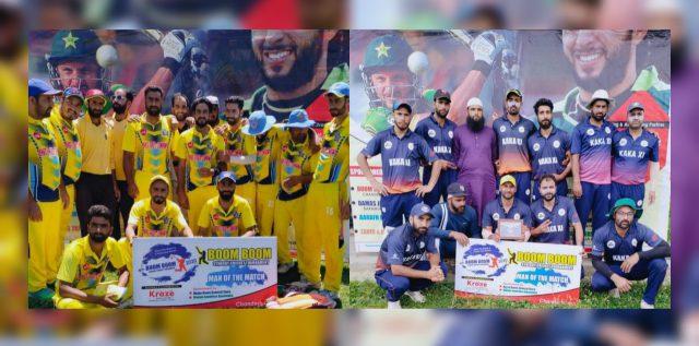 Boom Boom Tourney: Kaka-XI, Bhat Sports emerge winners. Pic/Boom Boom Tourney