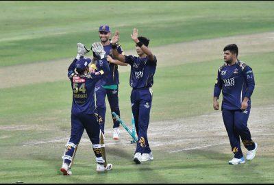 PSL: Usman Shinwari, Khurram Shahzad set Quetta Gladiators' second win of the season