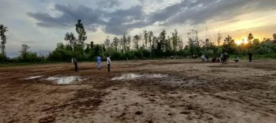 Ganderbal players rue dilapidated conditions of Playfield