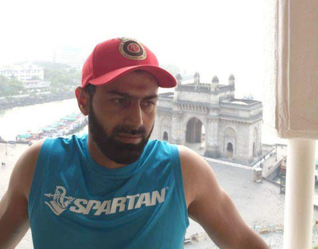 Majid Dar takes JKCA charge. Pic/Majid Dar FB