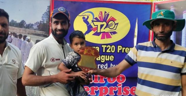 Hassanpora T20: Tulkhan CC beat Tahab Sports