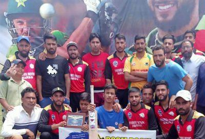 Boom Boom Tourney: Friends Motors, Fatehpora Fighters win matches