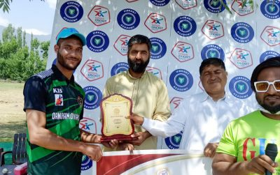 Harwan League: Danihama Dynamites crush Majid Constructions