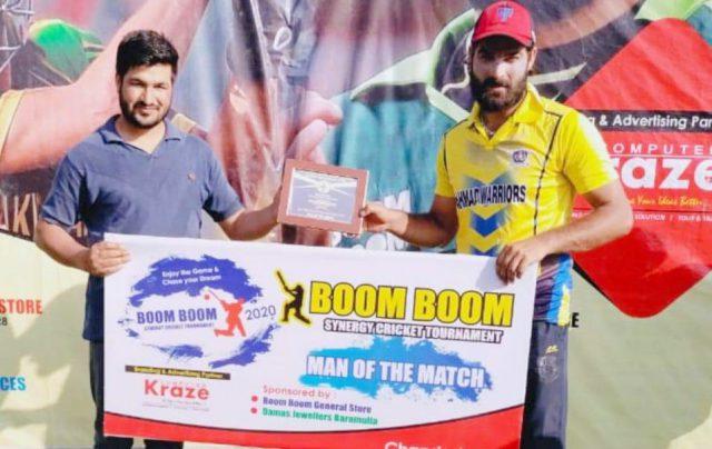 Boom Boom Tourney: Hashim stars as FCC Buchpora cruise into final. Pic/Boom Boom Tourney