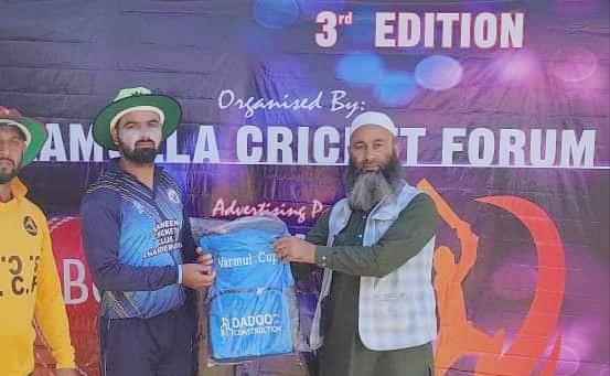 Varmul Cup: Imran, Khursheed star in Shaheen Sports win. Pic/ Boom Boom Tourney