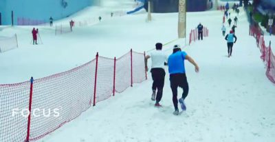 Euronews focuses on Dubai's active approach to sports and fitness during COVID-19 pandemic