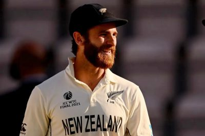 Kane Williamson is back as ICC No.1 Ranking Test batsman