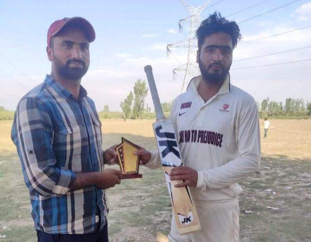 Tilwanwoder League: Shakir leads Hillo Sports to win. Pic/KSW