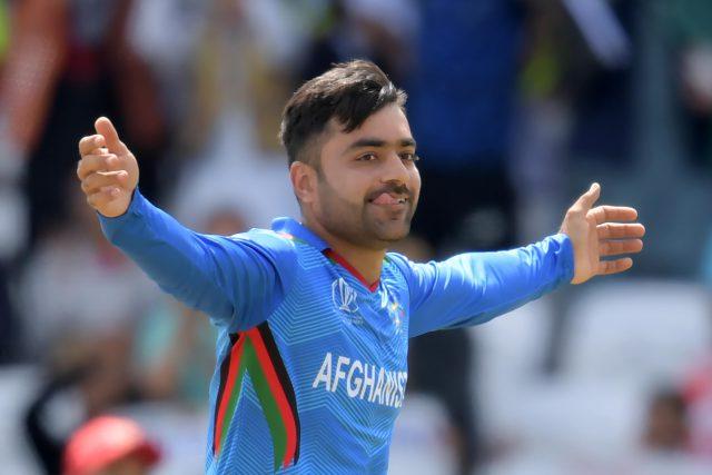 Rashid Khan named Afghanistan T20 Captain. Pic/Twitter