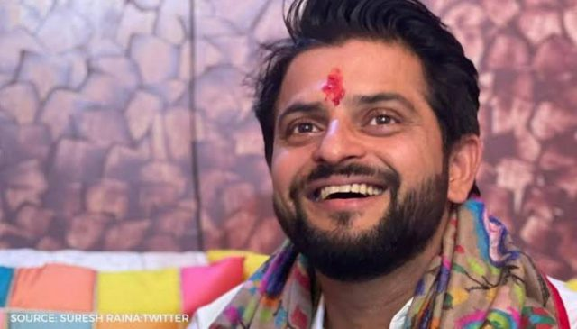 Suresh Raina lands in controversy for his 'I am Brahmin' remark during commentary. Pic/Suresh Raina/Twitter