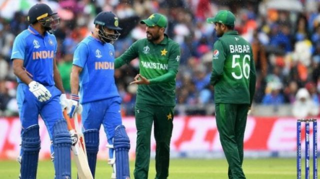 Shoaib Akhtar says Pakistan will defeat India in T20 World Cup final. Pic/ICC