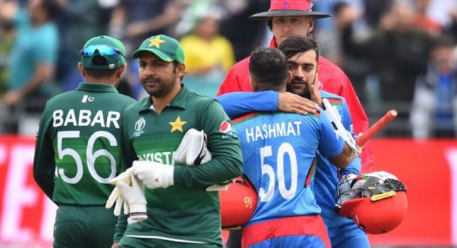 'Afghanistan, Pakistan ODIs moved from UAE to Sri Lanka due to IPL'. Representational Pic/Twitter