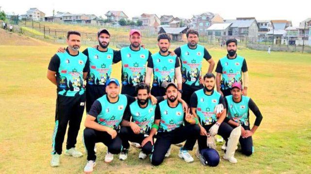 Charar-I-Sharief League: Musa leads Sultan Warriors to win. Pic/Charar I Sharief