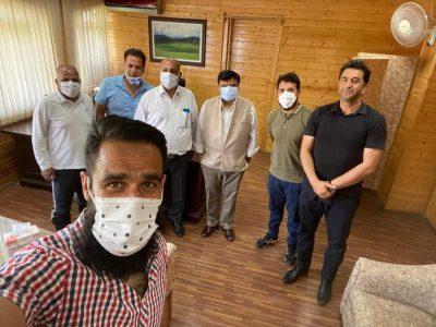 NIFF delegation meet Alok Kumar, raises issue of departmental teams