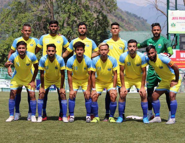 JKFA Professional League: Lone Star FC schools SFA boys, inflict 5-0 drubbing. Pic/KSW
