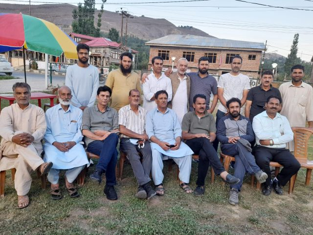 64 cricket teams to participate in Valley Championship-Anantnag. Pic/KSW