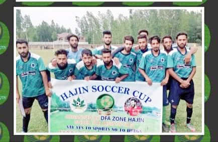 Soccer Cup: Panzipora FC beat WFC Hygam 3-0. Pic/KSW