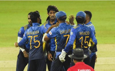 Sri Lanka fined for slow over-rate in second ODI against India
