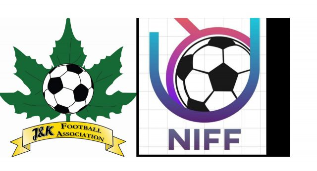 NIFF comes in support of 2 football coaches, terms JKFA allegations baseless. Pic/Logo