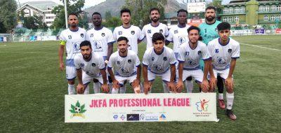 JKFA Professional League: Kashmir Avengers FC beat Hyderya Sports FC 2-1